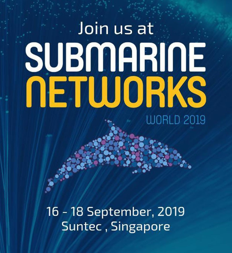 Seagard, UltraMAP and Submarine Networks World 2019.