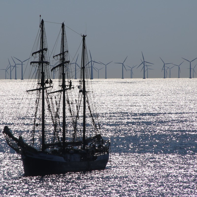 Sharing the Ocean: Marine Users and Offshore Wind
