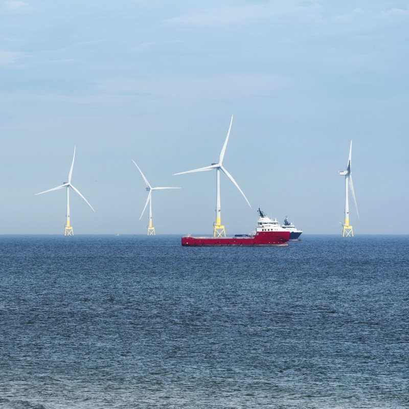 Guard Vessels as a Crucial Resource for the Burgeoning Offshore Wind Industry